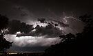 Night Storm #1 by Odille Esmonde-Morgan