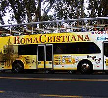 HOP ON HOP OFF TOUR BUS by gracestout2007