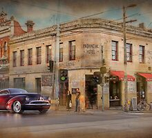 Provincial Hotel - Fitzroy, Melbourne, Victoria by Mark Richards