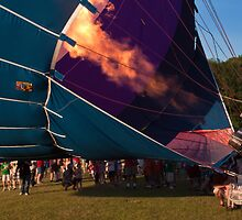 A Lot of Hot Air by Phillip M. Burrow