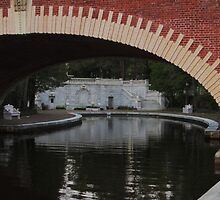Through The  Arch Bridge by RVogler