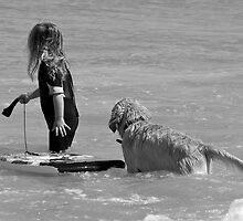 Lets go surfing.. by Ali Brown