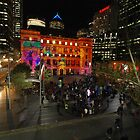 Customs House, Vivid Festival, Sydney 2011 by muz2142