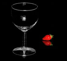 A spot of Red..... by AroonKalandy