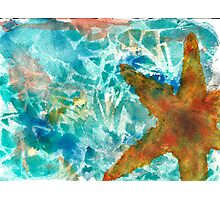I'd Like to be Under the Sea Photographic Print