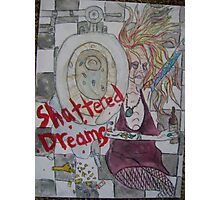 Shattered Dreams Photographic Print