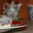 Lamington Cupcakes ♥ by Faith Miriam