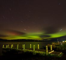 Aurora Australis by NickMonk
