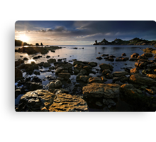 Rocky Cape Sunshine Canvas Print