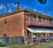 Hosies Store, Hill End, NSW, Australia  by Adrian Paul