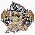 Rockabilly Rebel by Joey Finz