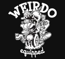 Weirdo Equipped by Joey Finz