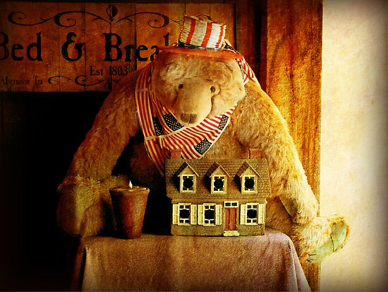 BednBreakfast Bear by vigor