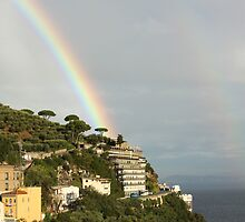 Morning rainbow in Sorrento by Rich51