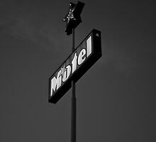 Motel in the Sky by Nick Vasko