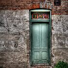Chapel Door by Blake Rudis