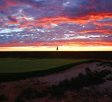 ''Hole No 5 Nullabor Roadhouse'' by bowenite