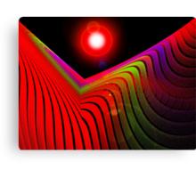 SplitsCylVania Five: The Pipes Are Calling  (UF0313)  Canvas Print