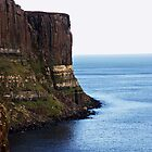 Kilt Rock  by Sherri Fink