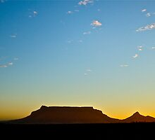 Table Mountain by Daniel Mulcahy