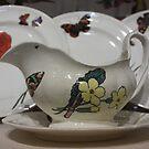 Old, but elegant porcelain by Indrani Ghose