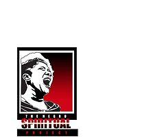 The Negro Spirital Project Logo 2 by slim6