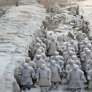 Terra Cotta Warriors by Klaus Bohn