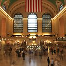 Grand Central Terminal by EblePhilippe