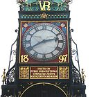 Chester City Clock by Jenny1611