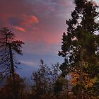 Twilight in the Yosemite Back Country by James Hoffman