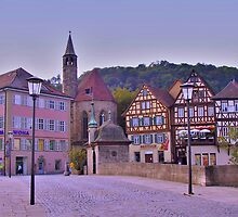 Schwäbisch Hall. Germany. by Daidalos