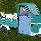 zombie car by 2piu2design