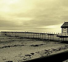 Saltburn Pier #2 by Trevor Kersley