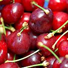 Cherries III by vbk70