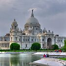 Victoria Memorial Hall, Calcutta (Kolkata) by srijanrc