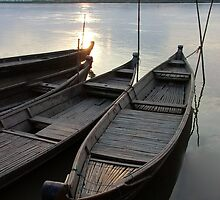 Bamboo Boats by SerenaB
