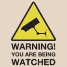 You Are Being Watched by destinysagent