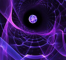 Wormhole by Pam Blackstone