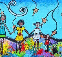 We All Wish On Stars by Juli Cady Ryan