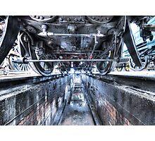 Locomotive Photographic Print