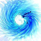 Flying Through the Eye of the Storm by Brenda Boisvert