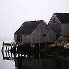 Boat House by mddphotoart