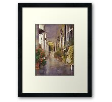 A Day Of Leisure Framed Print