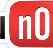 You n00b Sticker