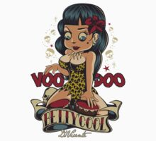 VOODOO BETTY COOL by DAVID VICENTE