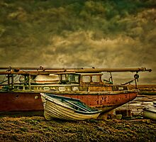 Moored up. by Tarrby