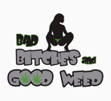 Good Weed T-shirt by PAGraphics