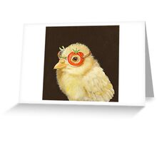 Party Peep Greeting Card