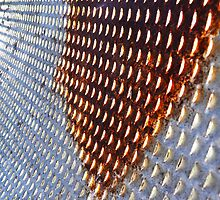 Metal Abstract by harryjoy