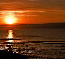 Golden Sunrise by patrick2504